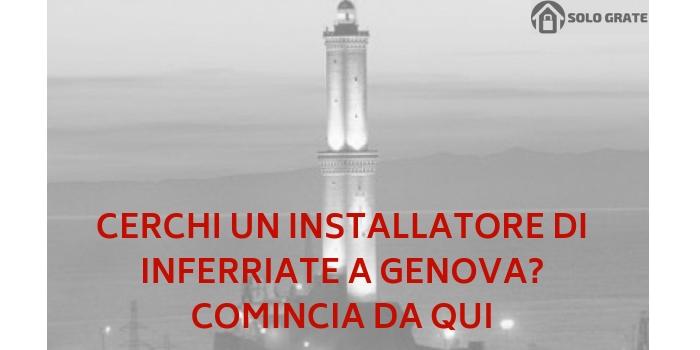 SG_INSTALLATORE GRATE GENOVA